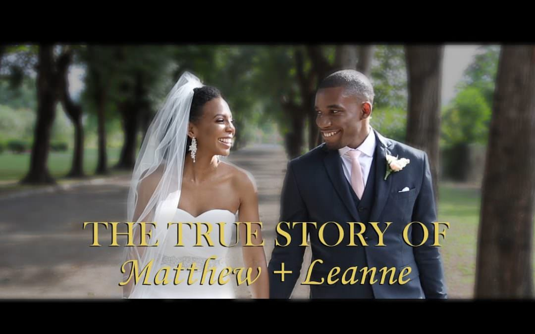 Wedding Highlight Video of Leanne and Matthew